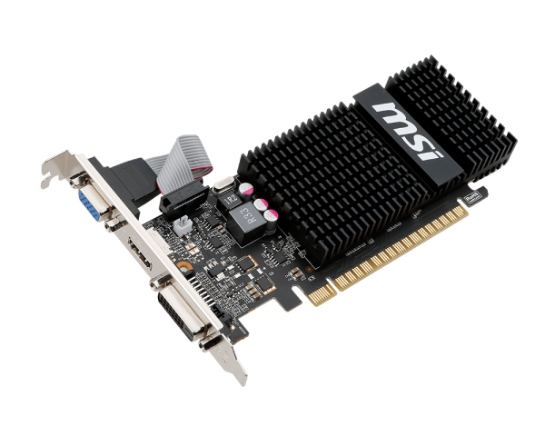 MSI NVIDIA GeForce GT 720 low-profile