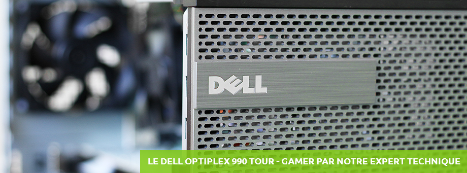 Dell Optiplex 990 - Gamer