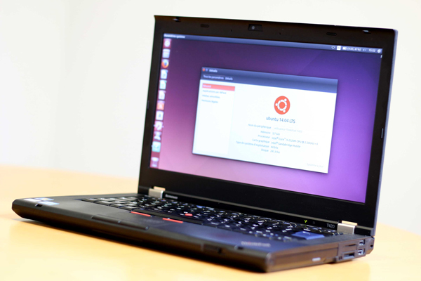 Thinkpad Ubuntu