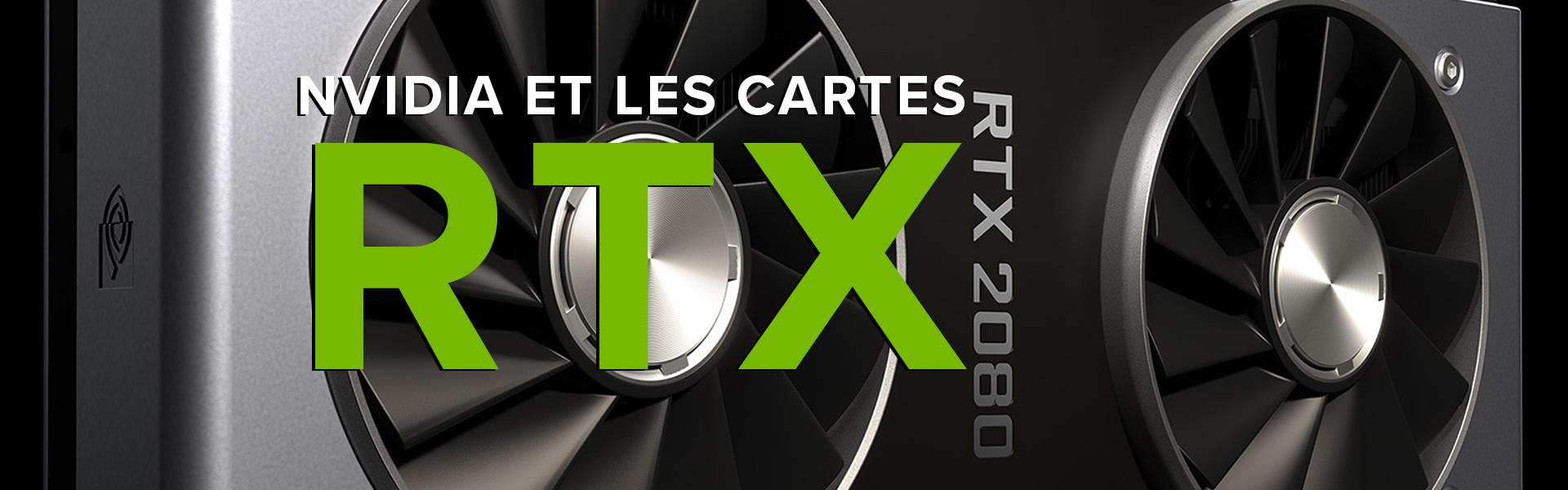 Carte RTX nvidia