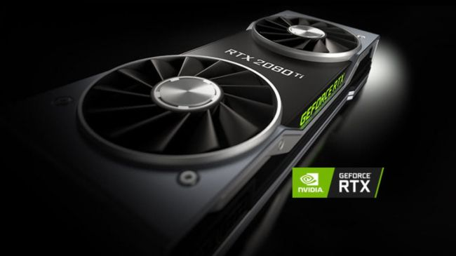 Carte GeForce RTX