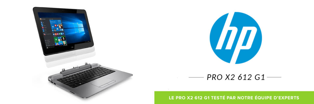 Hp 612 G1 - Test du mois  Trade discount