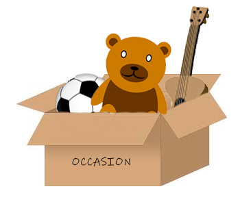 Carton-occasion