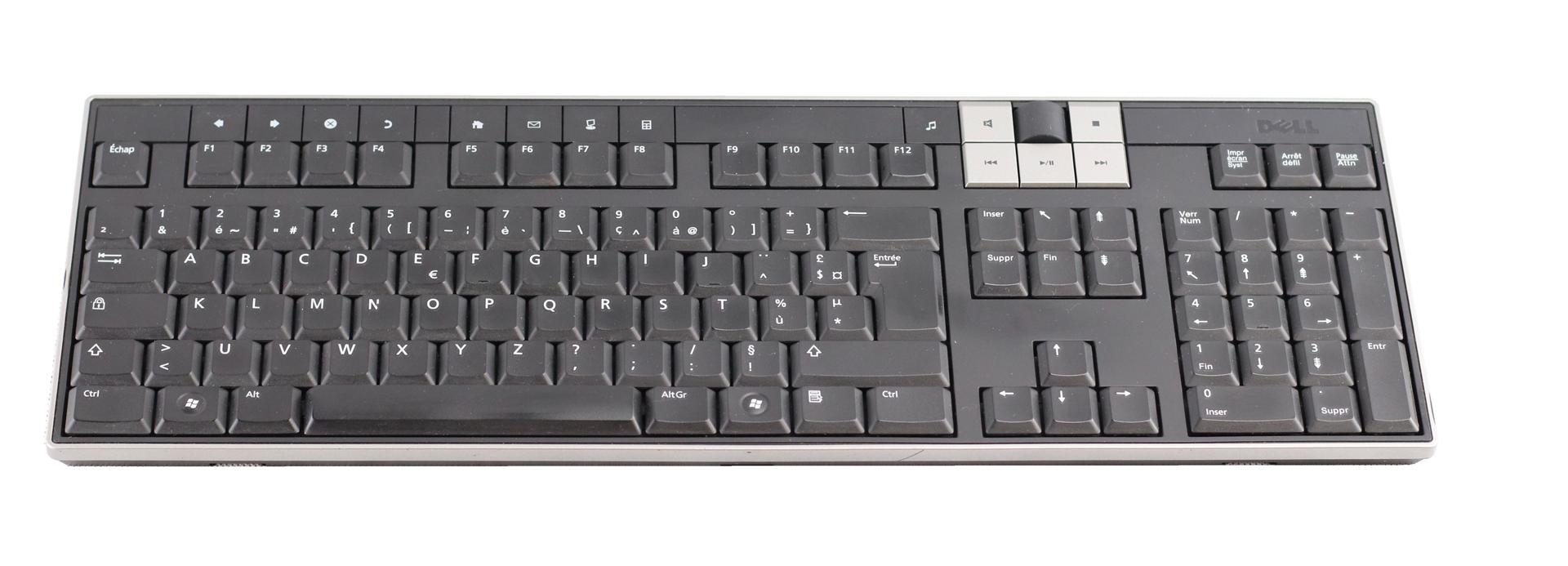 Trade clavier