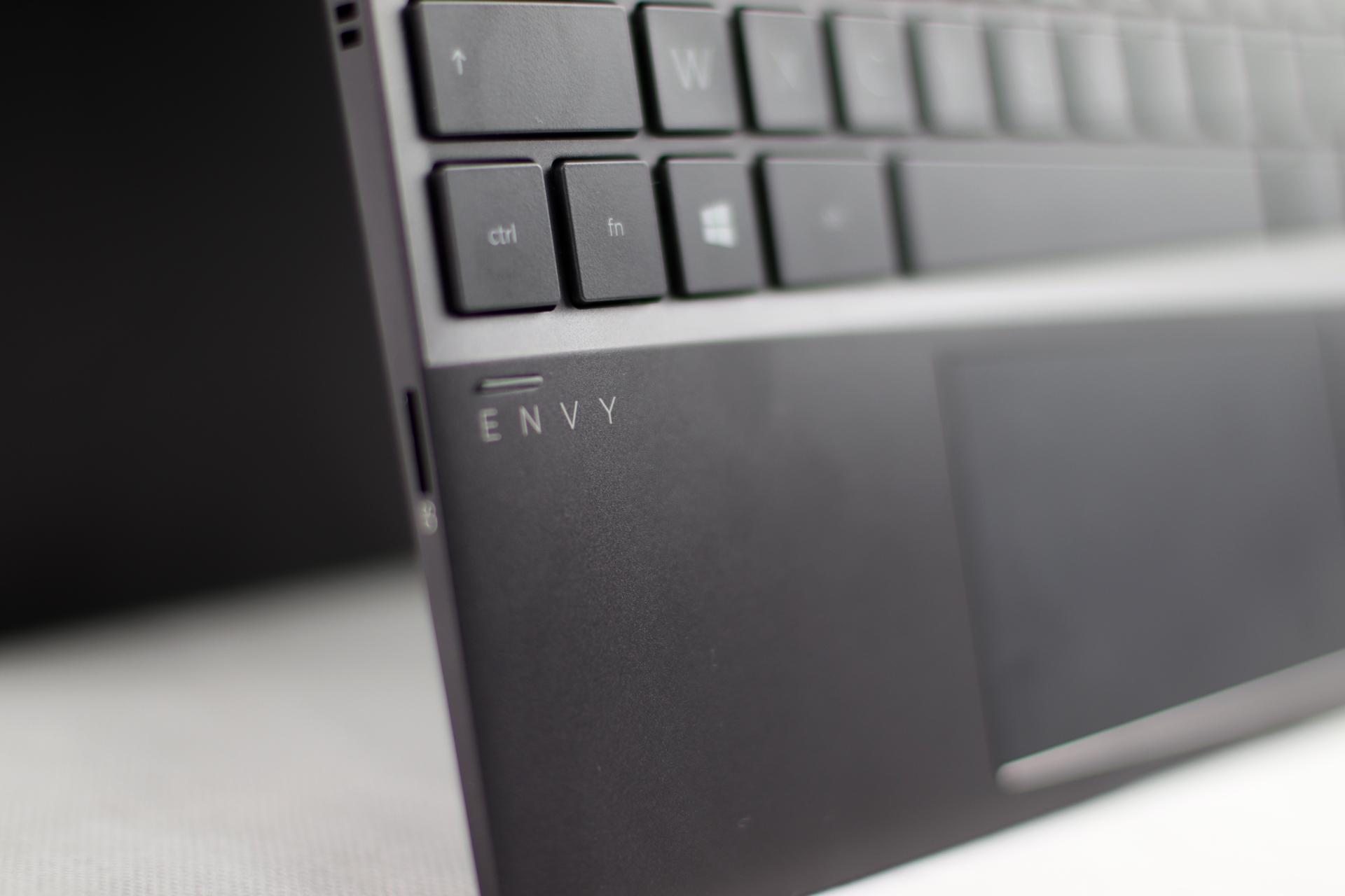 Envy X 360 position chevalet