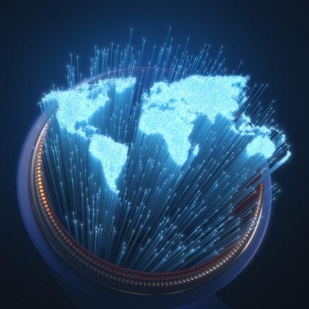 Image de la fibre