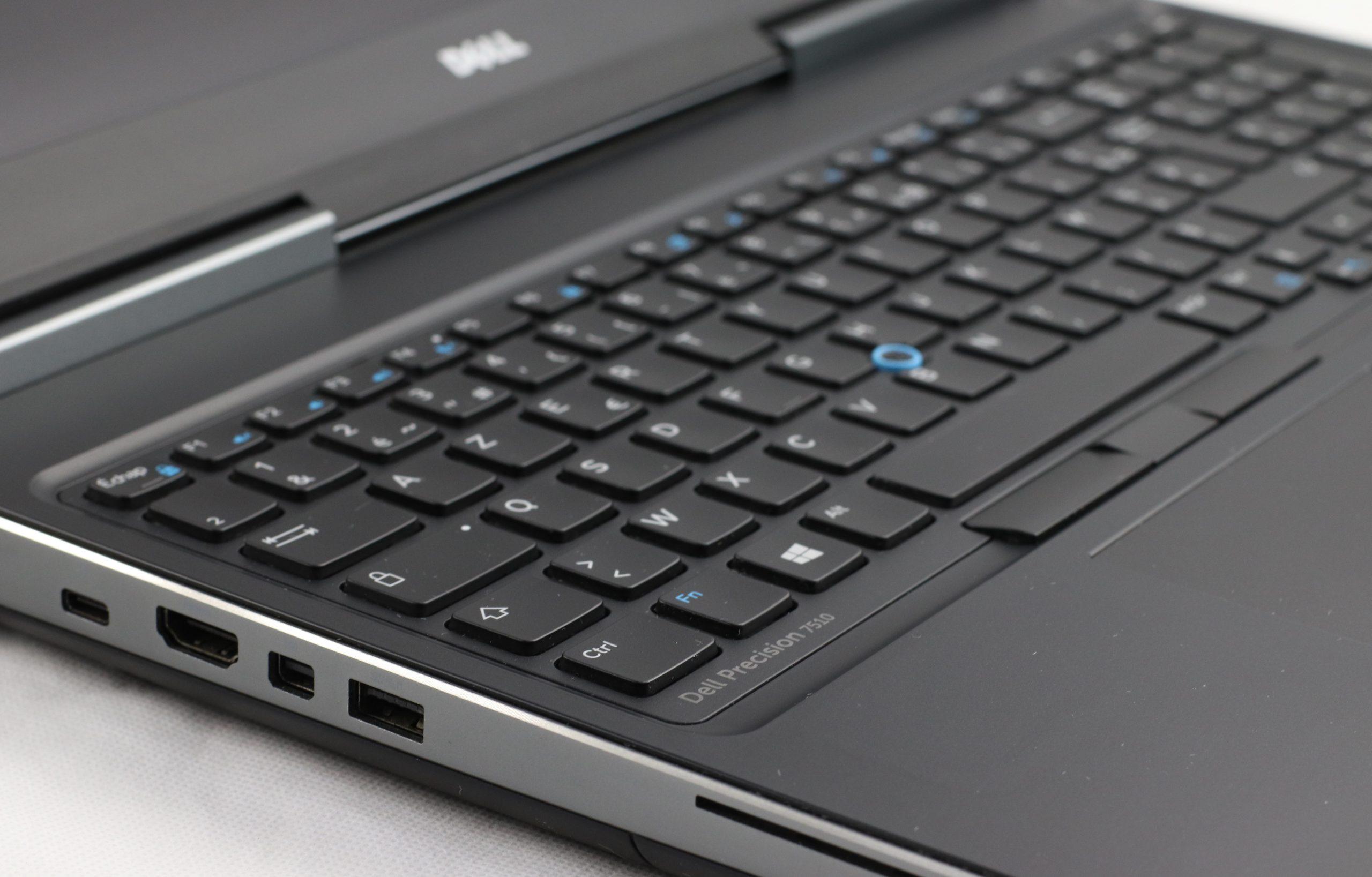 Dell Precision 7510 clavier