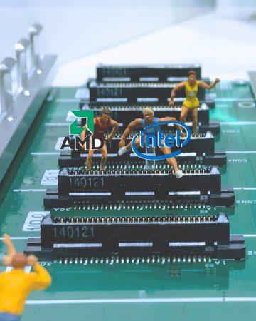 Course AMD vs Intel