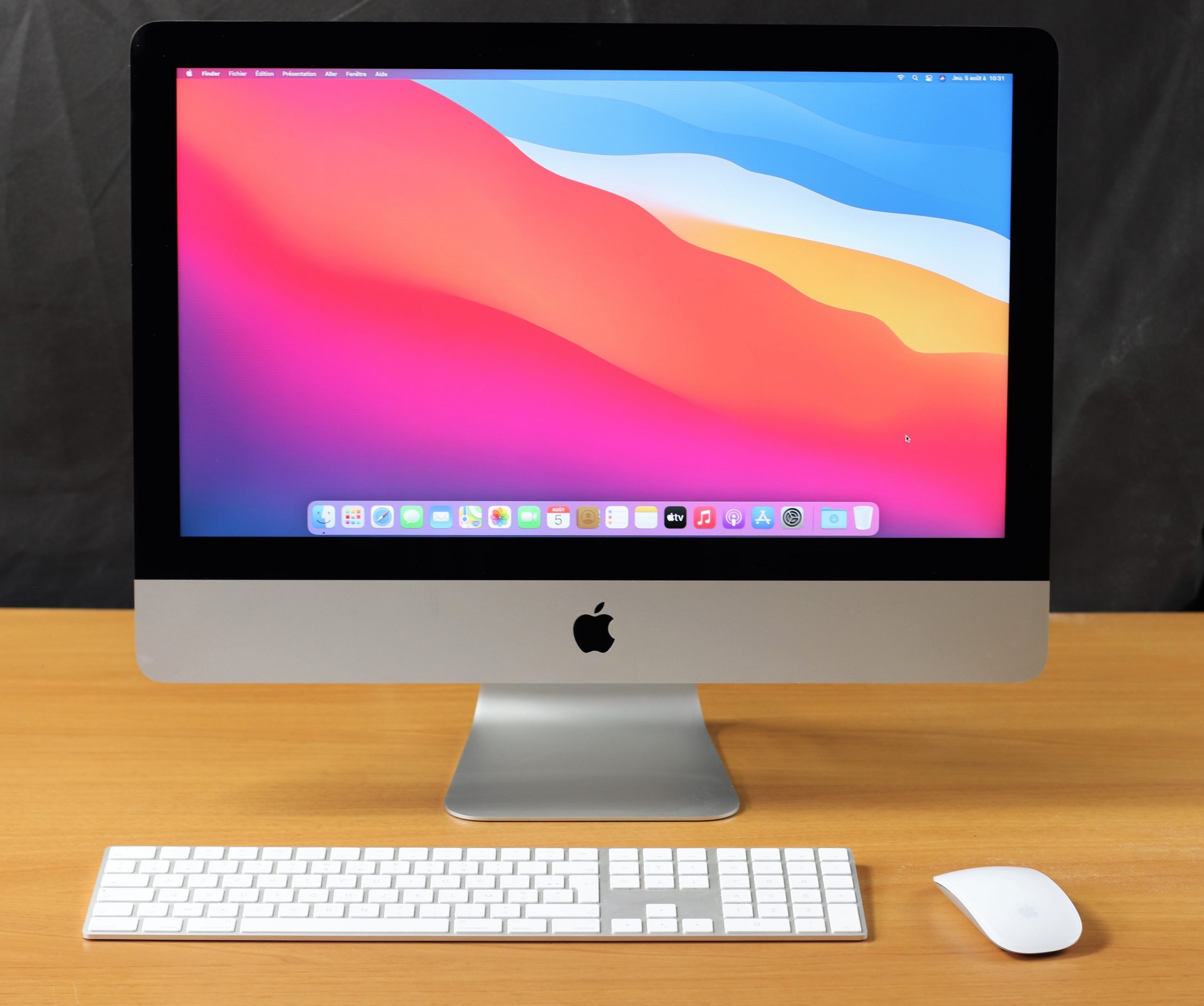 All-in-One Apple iMac 21.5