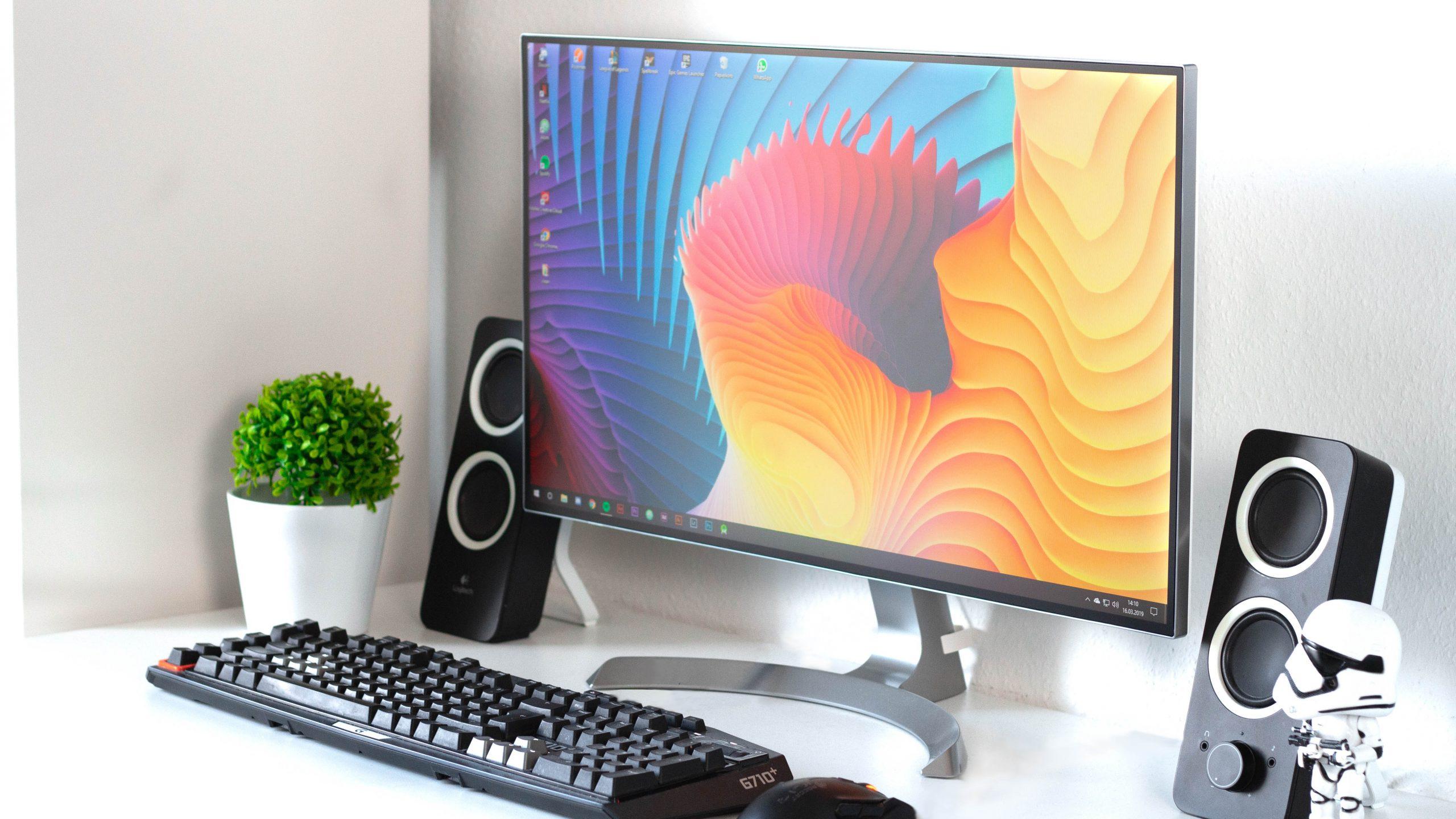 All-in-One PC télétravail